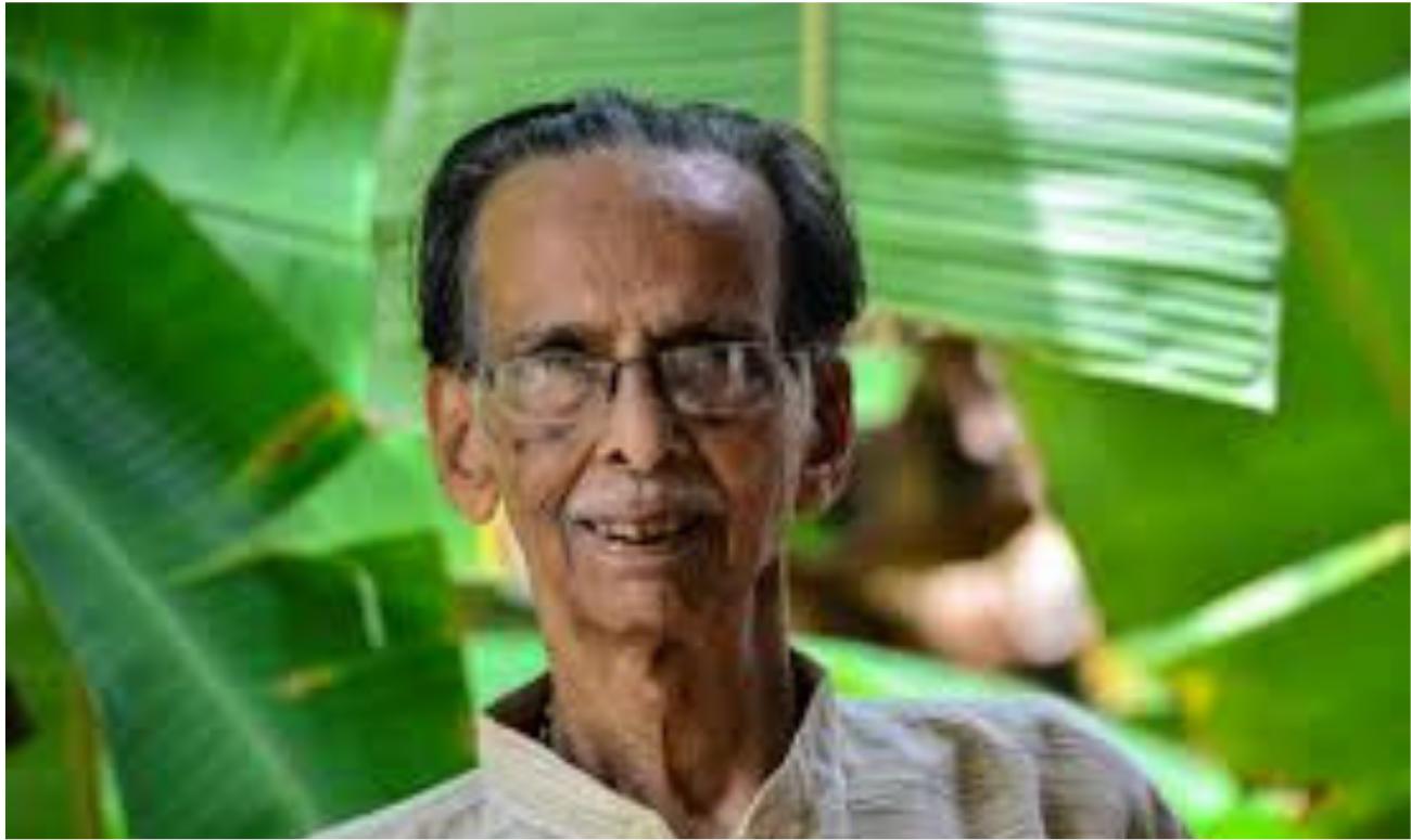 89-YEAR-OLD KERALA FARMER PROVIDES BOOKS FOR TRIBAL KIDS