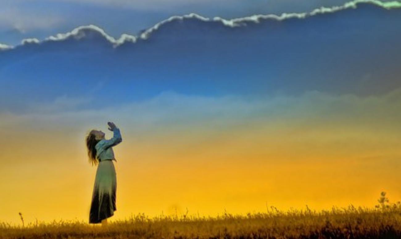 प्रार्थना से मिलती है शक्ति