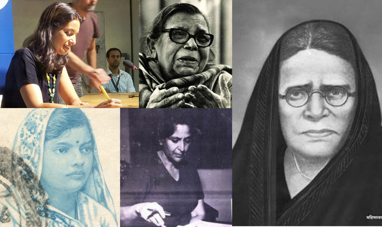 female Indian poets who changed the face of Indian Literature